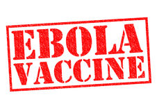 EBOLA VACCINE Royalty Free Stock Photo