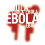 Ebola Virus Abstract Royalty Free Stock Photography