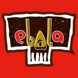 Ebola virus. Royalty Free Stock Images