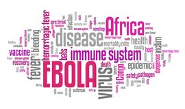 Ebola virus Stock Image