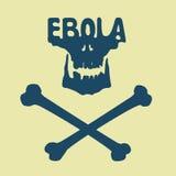 Ebola virus symbol Stock Images