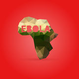 Ebola virus Royalty Free Stock Photos