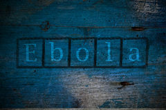 Ebola Royalty Free Stock Image
