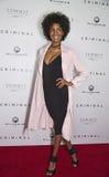 Ebonee Davis, modello di Sports Illustrated Fotografie Stock