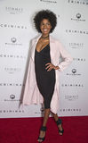 Ebonee Davis, Sports Illustrated modell Arkivfoton