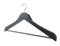 Ebony Coat Hanger Stock Images