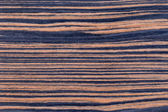 Ebony veneer Royalty Free Stock Image