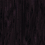 Ebony Wood Grain. A wood grain effect stained to an ebony shade. Full scalable vector illustration stock illustration