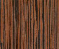 Ebony wood texture Royalty Free Stock Photography