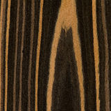 Ebony wood texture Stock Images