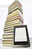 ebook阅读程序 免版税库存图片