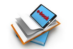 EBook vektor abbildung
