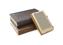EBook and books Stock Image