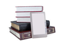 EBook and books Stock Photos