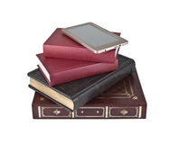 EBook and books Royalty Free Stock Photo