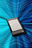 Ebook concept Stock Photo