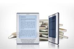 EBook - concept d'eLearning illustration de vecteur