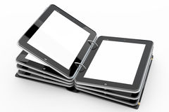 Ebook concept Royalty Free Stock Image