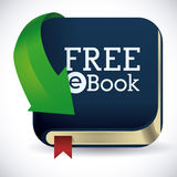 EBook-Design Stockfotografie