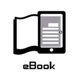 EBook design Stock Photography