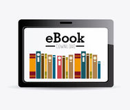 Ebook design. Stock Images