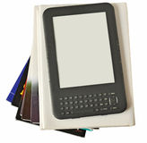 Ebook digital reader Stock Photography