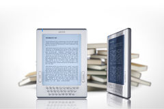 EBook - eLearning concept Stock Photography