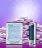 EBook - eLearning concept Stock Photos