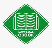 Ebook icon Stock Photos