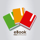 Ebook icon Stock Images
