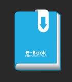 Ebook icon Stock Photo