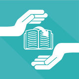 Ebook icon Royalty Free Stock Images