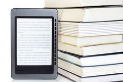 Ebook Leser Lizenzfreies Stockbild