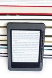 Ebook Leser stockbild