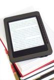 Ebook Leser lizenzfreies stockfoto