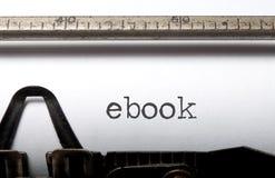 Ebook Royalty Free Stock Photos