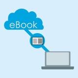 EBook projekt Zdjęcia Royalty Free