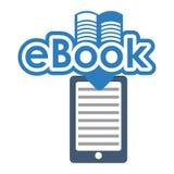 EBook projekt Obraz Royalty Free