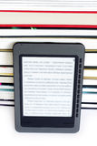 Ebook reader Stock Image