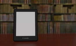 Ebook reader concept Stock Photography