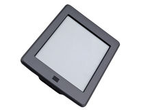 Ebook reader device Royalty Free Stock Photography