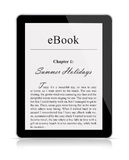 EBook reader Stock Images