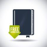 EBookontwerp Stock Foto