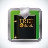 EBookontwerp Stock Afbeeldingen