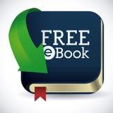 EBookontwerp Stock Fotografie