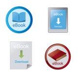 Ebooks Imagens de Stock