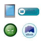 Ebooks Imagem de Stock