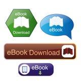 Ebooks Fotografia de Stock