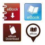 Ebooks Fotos de Stock