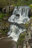 Ebor river waterfall Royalty Free Stock Photo